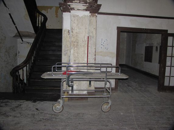 Weston State Hospital was designed to house 250 patients but by 1949 a ghastly 2400 people lived there. Charles Manson spent time there during the height of its over population. Closed its doors for good in 1994,