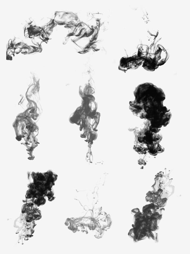 Ink Smoke Watercolor Black Ink Watercolor Smoke Png Transparent Image And Clipart For Free Download In 2021 Clipart Black And White Clip Art Black And White Illustration