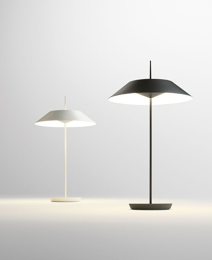 Innovative Materials And Refined Silhouette At Mayfair Lamp By VIBIA