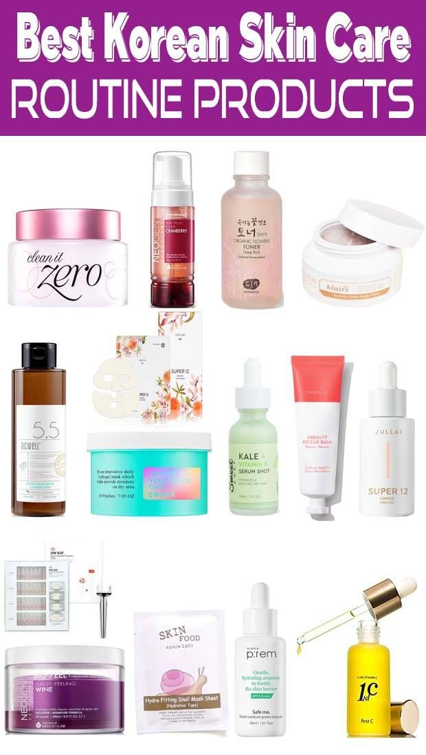 Best Korean Skin Care Routine For Oily Acne Prone Skin In 2020 Korean Skincare Routine Korean Skincare Natural Skin Care Routine