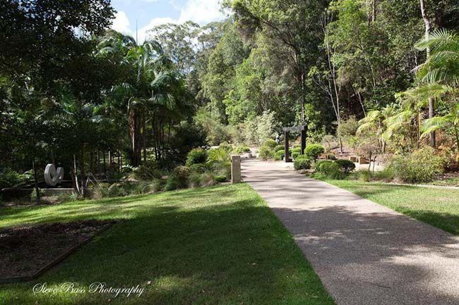 Maroochydore botanical gardens