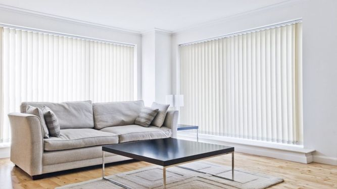 Shicane Rigid #VerticalBlinds offer superior closure and better insulation than cloth vertical blinds.  http://apolloblinds.com.au/vertical-blinds/#shicane_verticals/