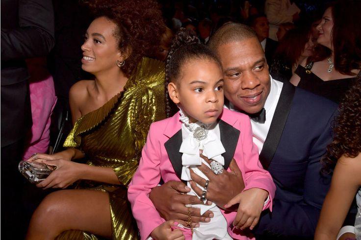 Соланж Ноулз, Jay Z с дочерью Блю Айви