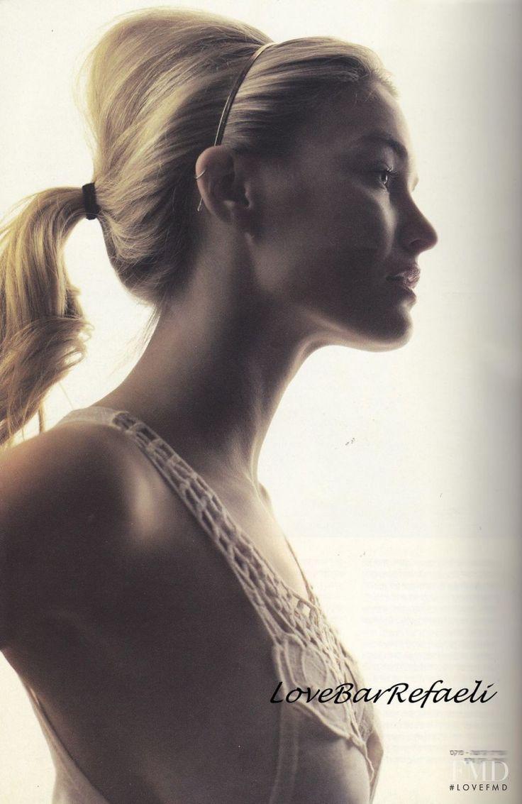 Bar Refaeli in AT with Bar Refaeli - (ID:6846) - Fashion Editorial | Magazines…