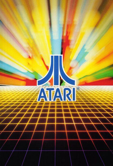 /via artofthearcade #retro #ATARI
