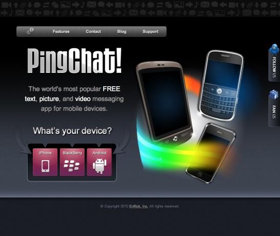 Pingchat Touch => Lau Dubai