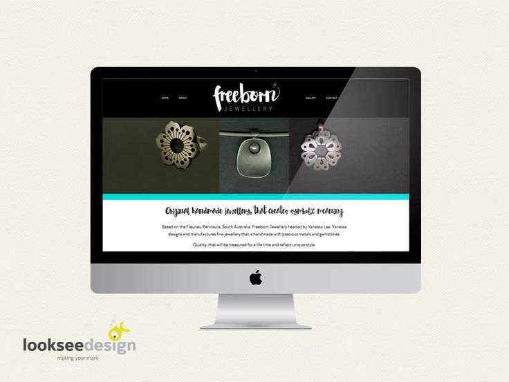Freeborn Jewellery Web