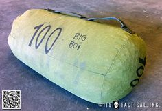 DIY sandbag idea #3 from itstactical.com