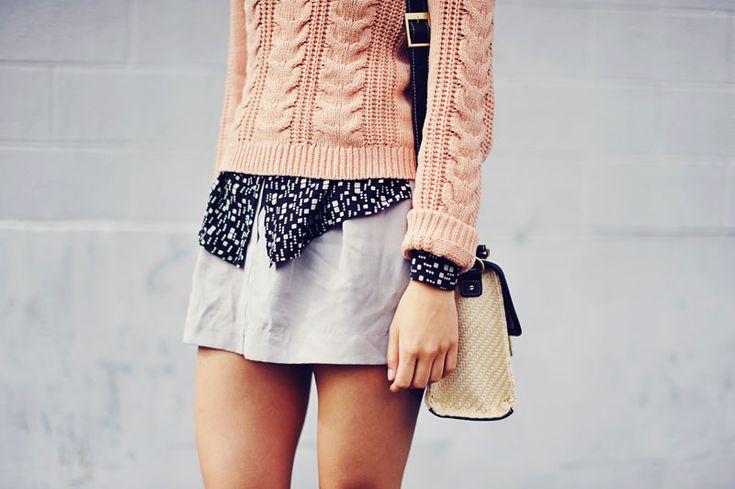 peach: Sweater, Fashion, Style, Clothes, Dream Closet, Outfit, Peach