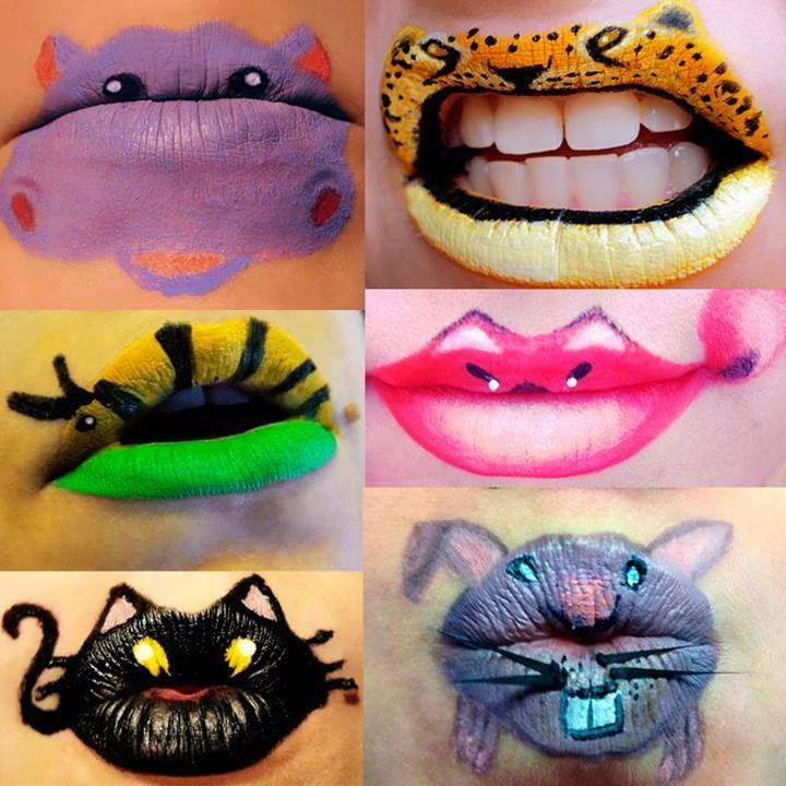 Que tal estos estilos de Labios?  Te gusta alguo?  Pin it! :)  www.ilovetrendy.co
