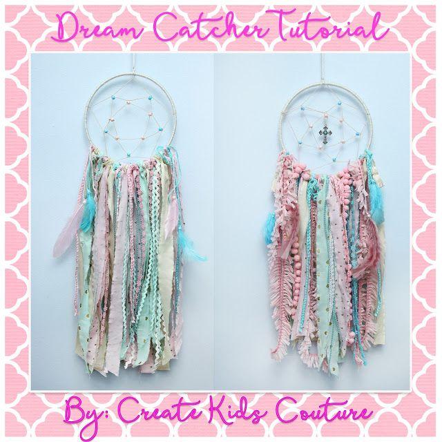 Create Kids Couture: Dream Catcher Tutorial