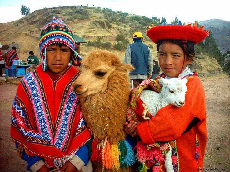 Aymaras  de  Chile  - Bolivia