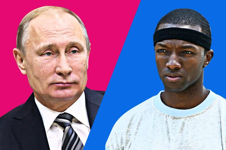 Vladimir Putin Is Russia's Marlo Stanfield - The Daily Beast