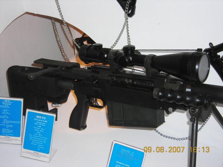 SPR (Senjata Penembak Runduk) Made In Indonesia
