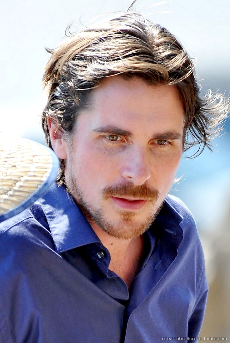 17 Best images about Christian Bale on Pinterest | The prestige, John connor and Christian bale hot Christian Bale