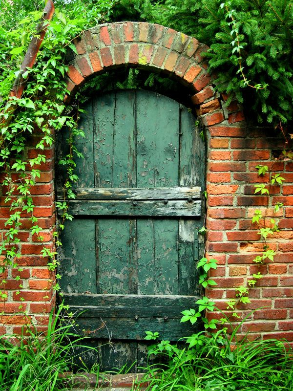 garden door  | Garden Door.jpg photo - Steve Ainsworth photos at pbase.com