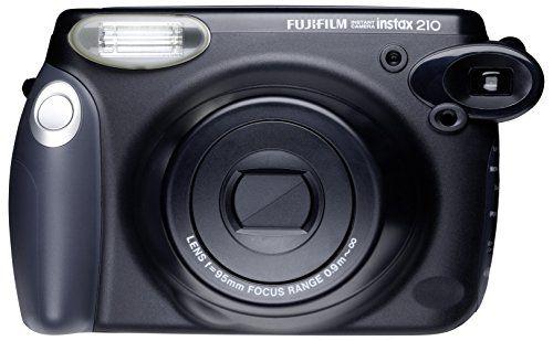 Fujifilm Instax 210 Sofortbildkamera (Blitz, Objektiv mit 2 Gruppen) - http://kameras-kaufen.de/fujifilm/fujifilm-instax-210-sofortbildkamera-blitz-mit-2