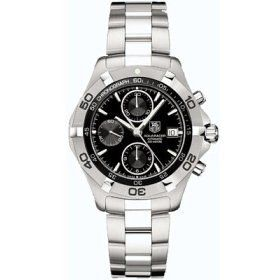 Elegant 6: TAG Heuer Men's CAF2110.BA0809 2000 Aquaracer Automatic Chronograph Watch ~ Ahmad Loves Luxury Watches