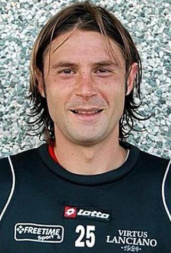 Un nuovo acquisto in casa Calcio Caldiero Terme per la stagione  2012-13, portato a termine dall´intraprendente d.s. Michele Carcereri. FRANCESCO VINCENTI