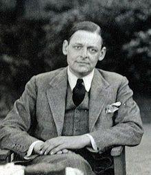 26 septembre 1888 : naissance de Thomas Stearns Eliot, écrivain britannique († 4 janvier 1965).