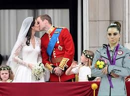 "Mckayla Maroney's ""Not Impressed"" face at The Royal Wedding"