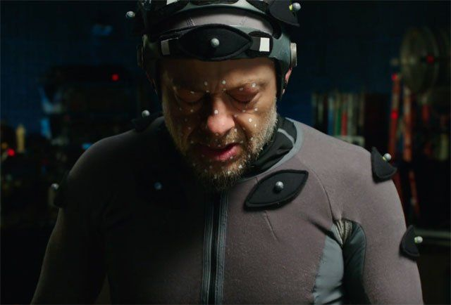 See Andy Serkis Transform for War for the Planet of the Apes