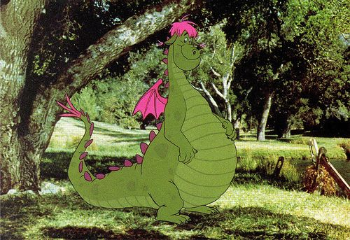 Elliot from Pete's Dragon