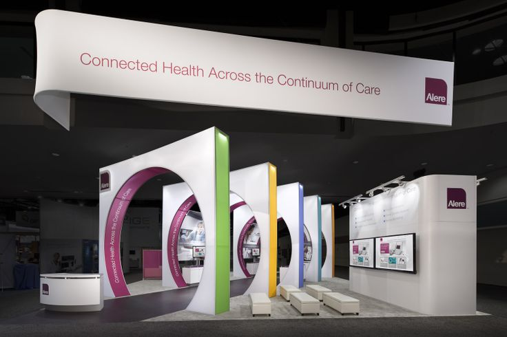 Alere, a leader in rapid point of care diagnostics and health information solutions, had a compelling story to tell at HIMSS14.  MG created a tunnel design that was stunning, not only because it was interesting and inviting, but because it was effective in telling the Alere story, generating a large amount of buzz on the show floor. http://www.mgdesign.com