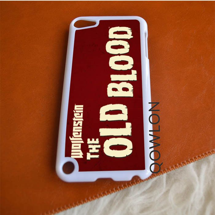 Wolfenstein The Old Blood iPod Touch 5 | 5TH GEN Case