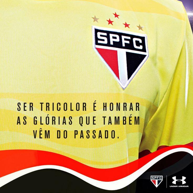 Veja detalhe da terceira camisa do São Paulo, a ser lançada em breve #globoesporte