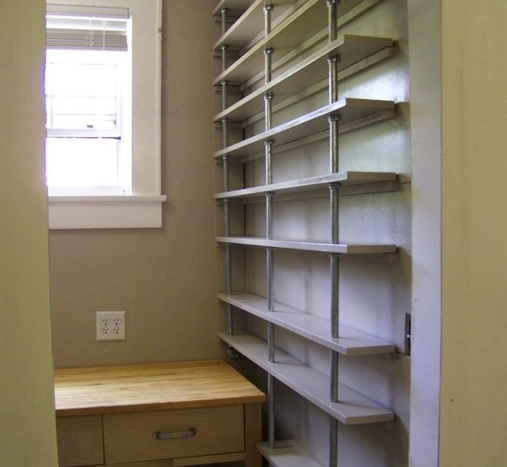 closet shelves pantry shelving ideas home depot organization for small spaces storage pictures