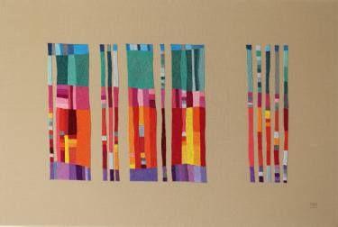 """Saatchi Art Artist Victoria Potrovitza; Drawing, """"I love colors"""" #art"""