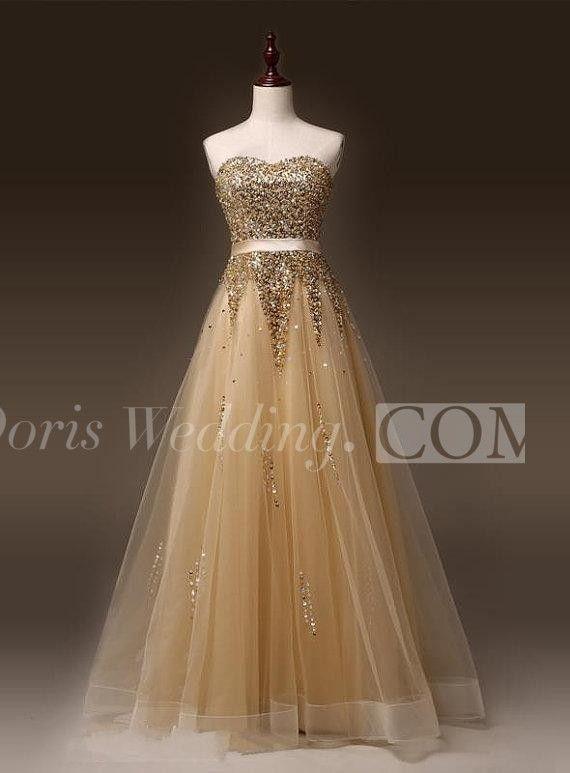 US$159.30- Sweetheart Sleeveless Sequins Party Dress/ Prom Dress/ Evening Dress 2016 Zipper. http://www.doriswedding.com/newest-sweetheart-sleeveless-sequins-evening-dress-2016-zipper-floor-length-p318415.html. Explore our best wedding dresses & gowns, elegant prom dress collection Doris Wedding 2016 dress style collection. Free custom made service of any dress design & Free Shipping! #partydress #promdress #DorisWedding.com