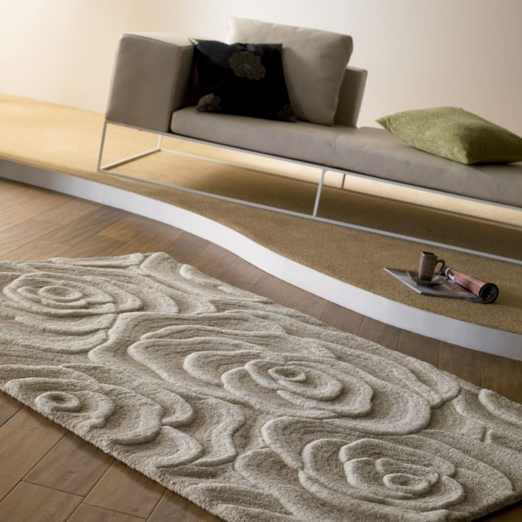 This Beige Rosen Rug With Its Luxurious Soft Texture Will Add Sumptuous Warmth And Style To Your Room Http Bq Co Uk Mxz6vx For The Home