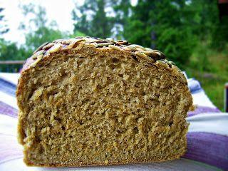 Gyors teljeskiőrlésű kenyér candida diéta alatt is.
