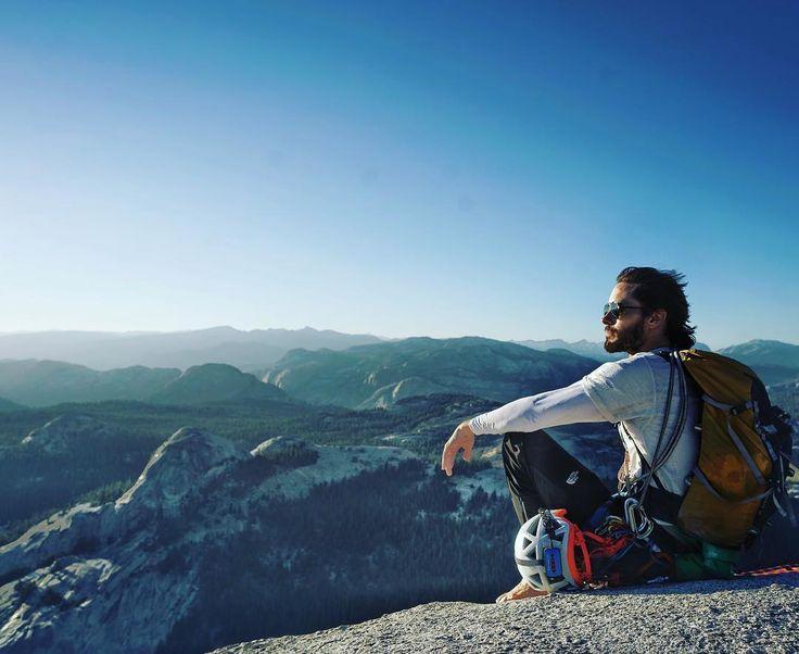Instagram @JaredLeto Yosemite by @renan_ozturk #greatwideopen instagram.com/p/BJN4P4FBvtH/