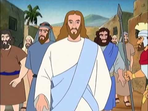 Les miracles de Jésus - dessins animés biblique - YouTube