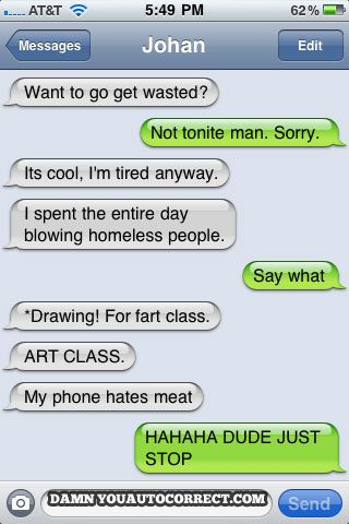 Damn You Auto Correct! - Funny iPhone Fails and Autocorrect Horror Stories