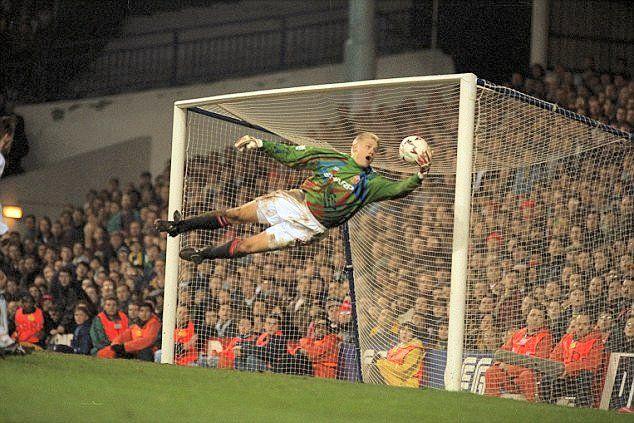Peter Schmeichel – Denmark and Manchester United