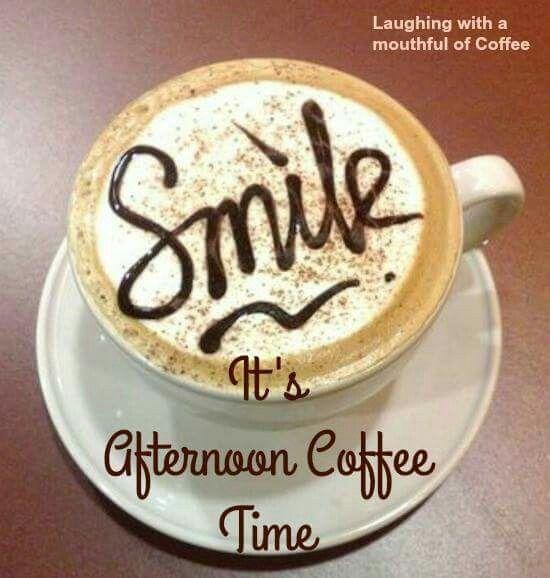 Good Afternoon Coffee #afternoonCoffee