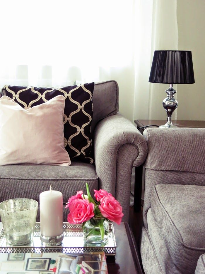 it's my life: Lampowy dylemat - Table lamp dilemma