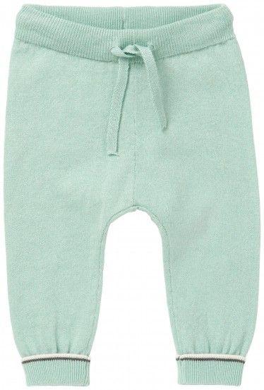 Pantaloni pentru bebeluși NOPPIES - mentă