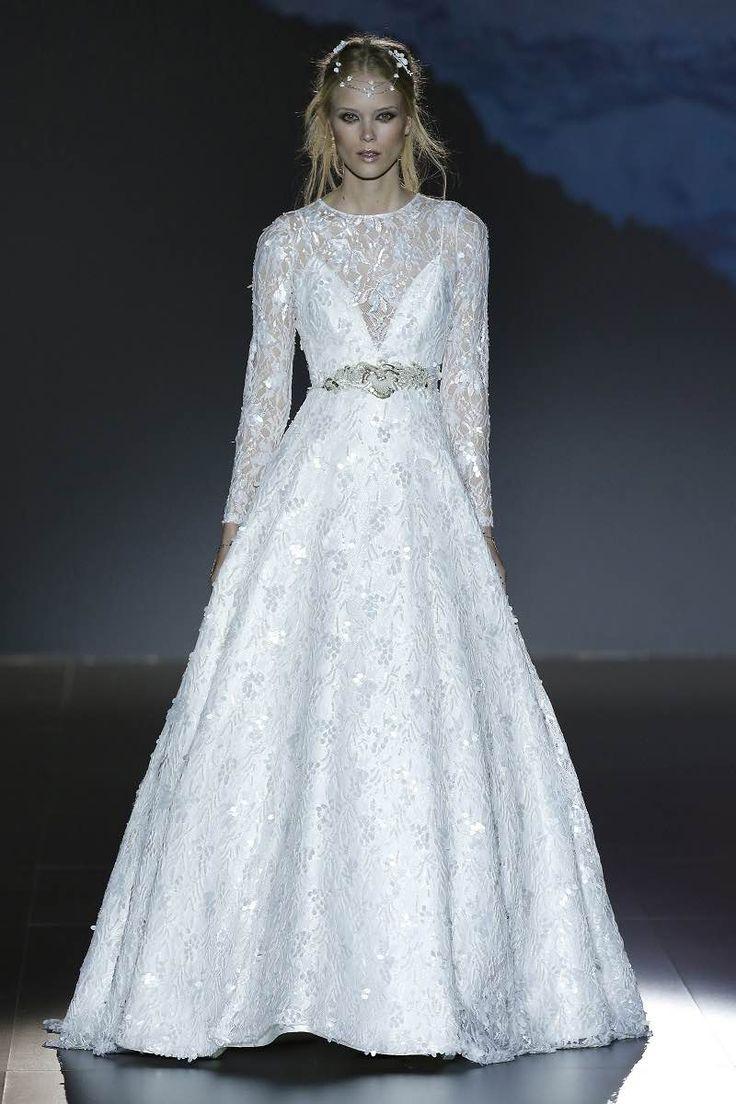 72 best vestidos de novias images on Pinterest | Homecoming dresses ...