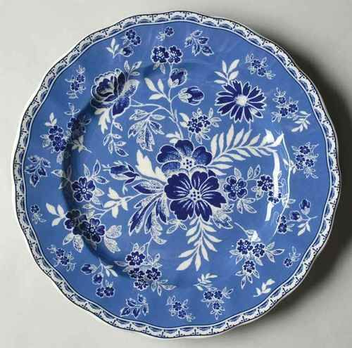 Johnson Brothers 'Devon Cottage' I love this pattern. I've never seen it before!