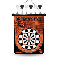 Oregon State Beavers NCAA Magnetic Dart Board