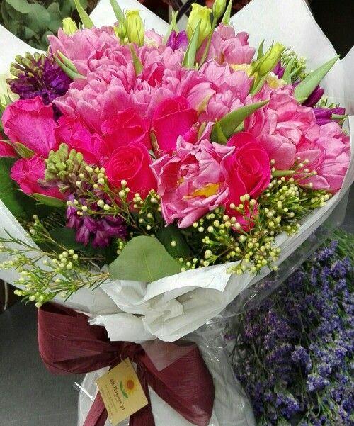 Bouquet de aniversário