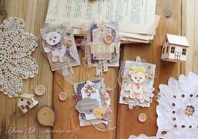 My scrap: ♥Мега обмен АТС/ Розыгрыш мая! Teddy Friends♥