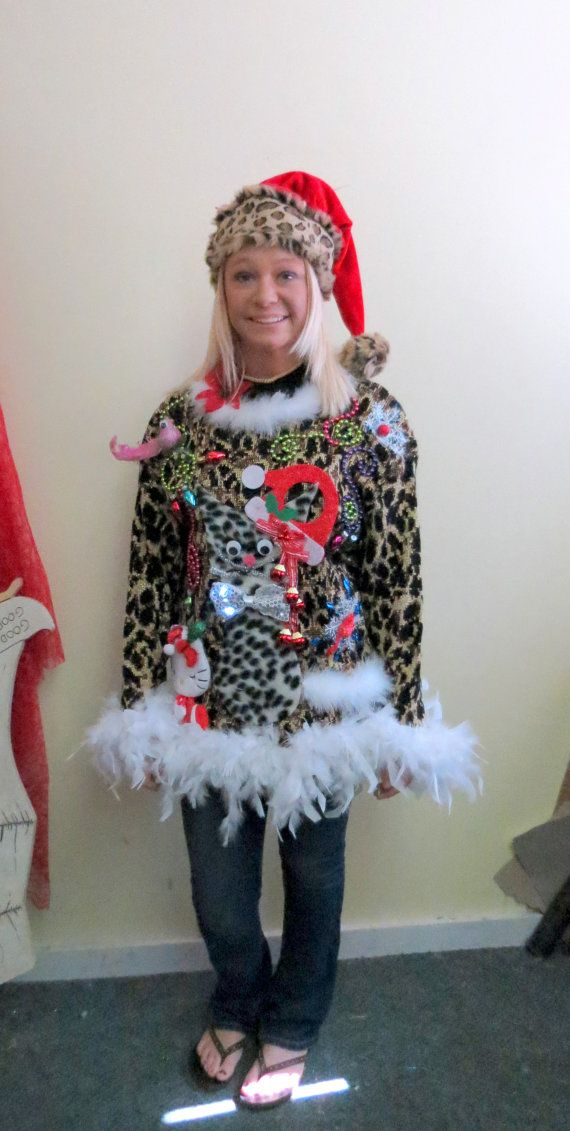 250 best UGLY Christmas Sweaters & More images on Pinterest ...