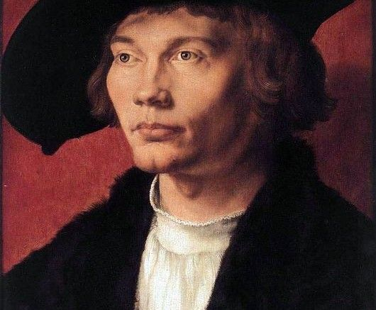 дюрер 1521 портрет молодого человека