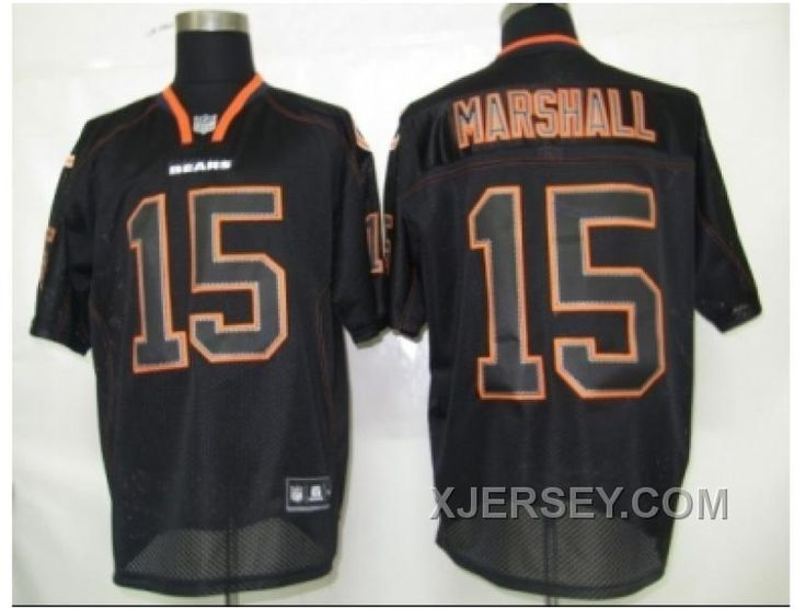 184a600faac uk bears brandon marshall lights out black stitched nfl jersey nfl mens  elite nike nfl chicago